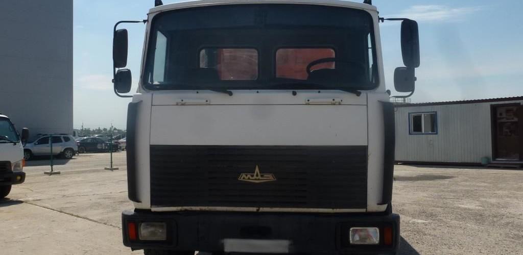 Аренда самосвала Maz 551605 2