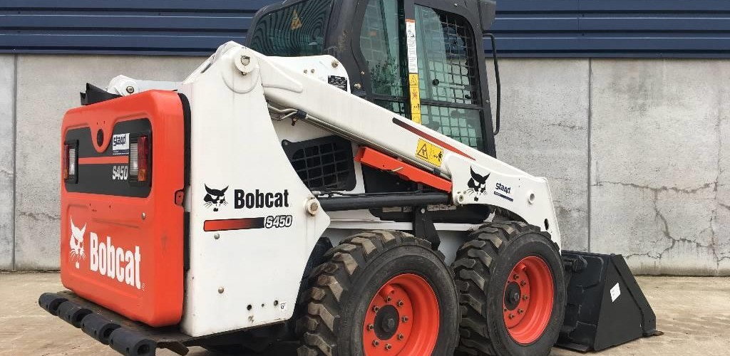 Аренда минипогрузчика  Bobcat S 250 3