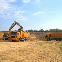 Доставка дорожно-строительных материалов
